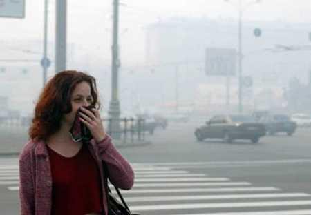 Как защититься от воздушных загрязнений